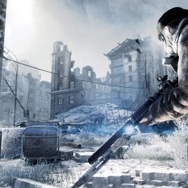 Metro 2033 Redux e Everything gratuitos na Epic Store