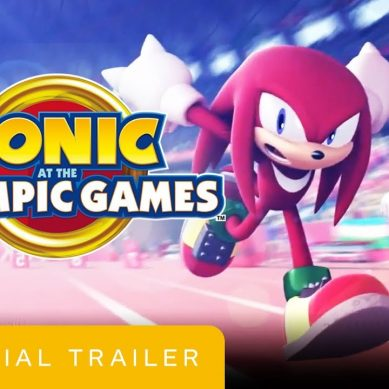 Sonic at the Olympic Games: Tokyo 2020 – Official Events Trailer
