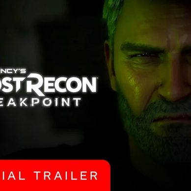 Tom Clancy's Ghost Recon Breakpoint – Official Deep State Trailer