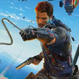 Just Cause 4 está gratuito na Epic Games Store